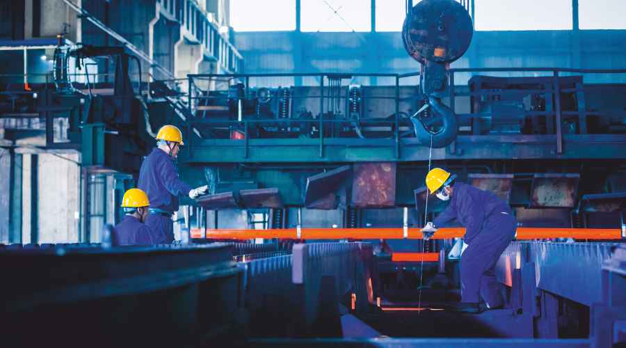 recent trends in manufacturing