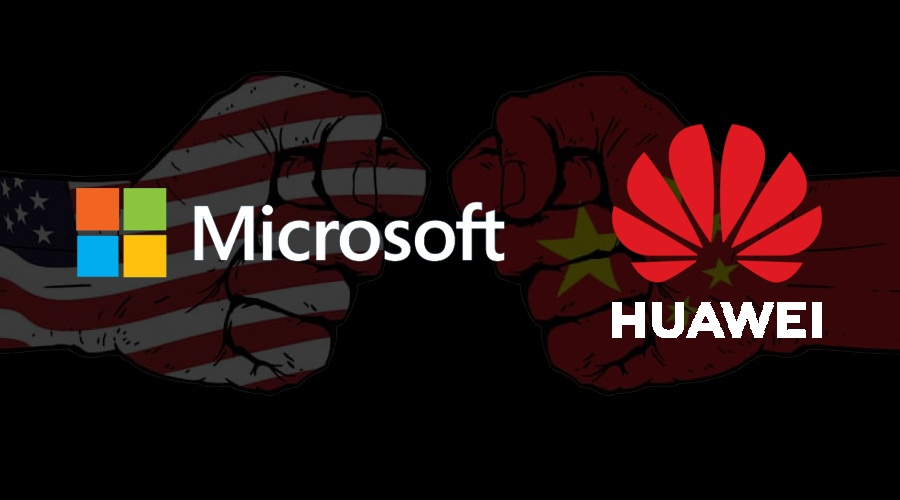 Microsoft to remove Huawei's laptop from the stores after Google