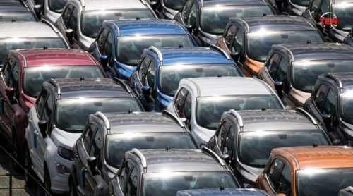 The worst slowdown in the Indian auto industry in a decade.
