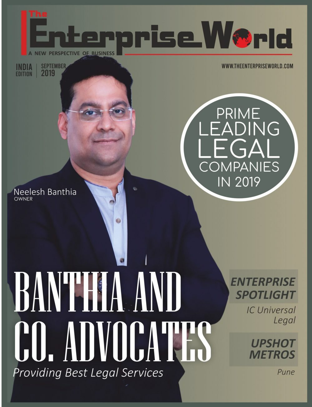 Prime Leading Legal Companies in 2019