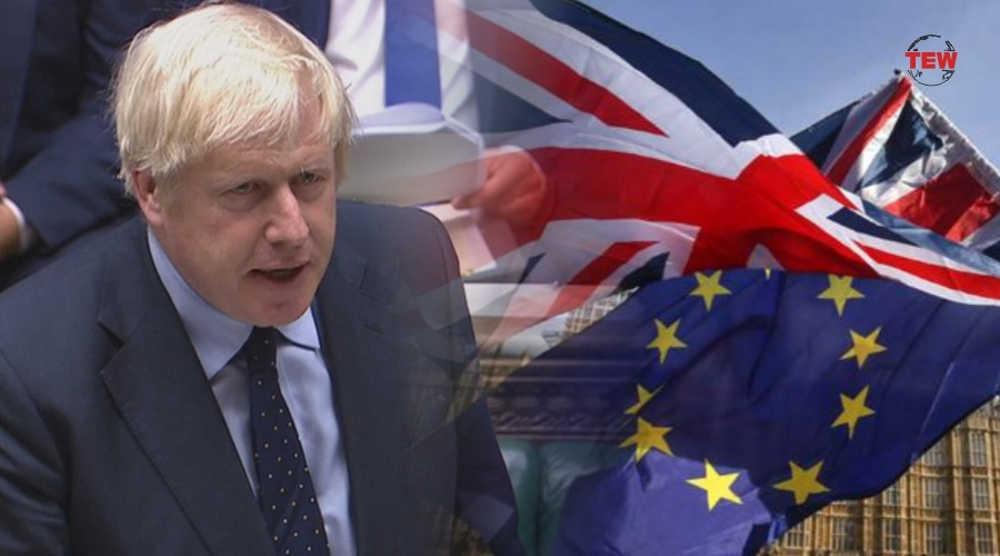 Read more about the article UK PM Boris Johnson loses majority in his first House of Commons vote on Brexit