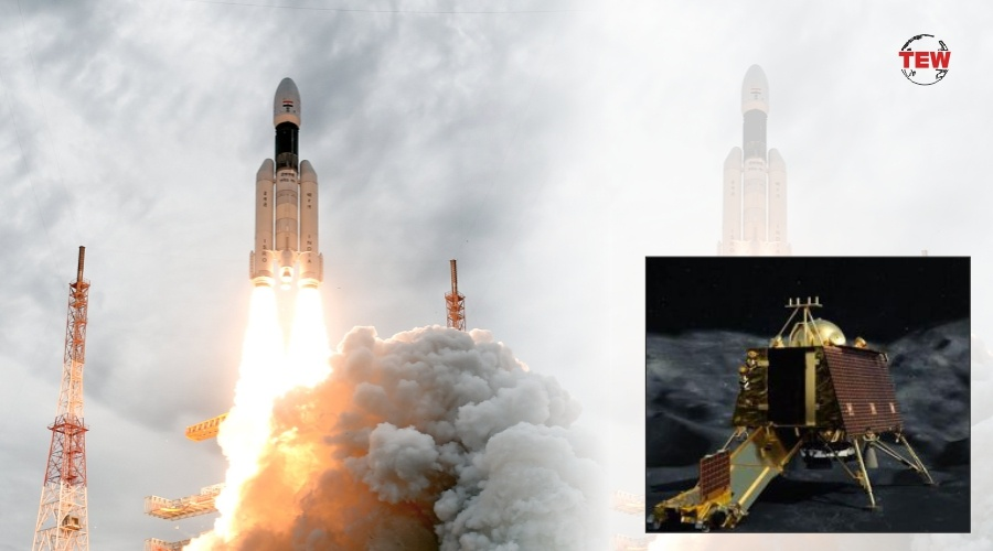 Read more about the article Lander Vikram Loses Contact with ISRO's Chandrayan 2.