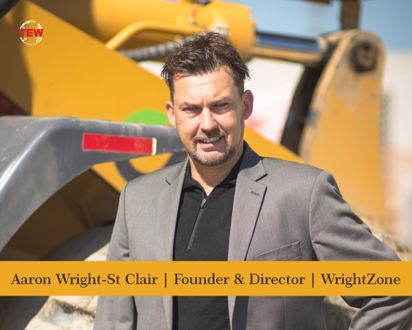 Aaron Wright-St Clair Founder & Director WrightZone