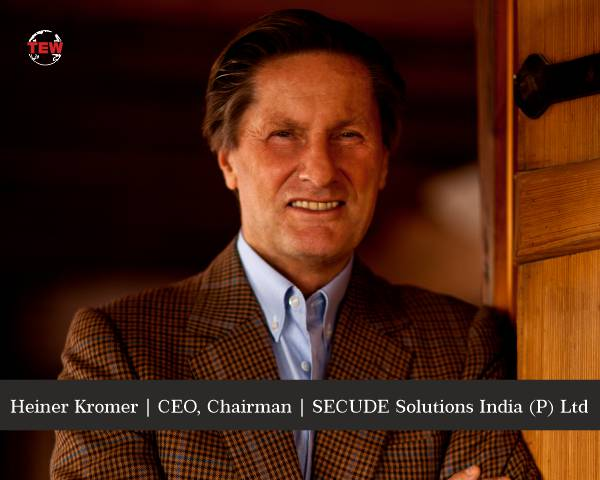 Dr. Heiner Kromer | CEO & Chairman | SECUDE Solutions