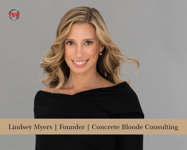 Lindsey Myers Concrete Blonde Consulting