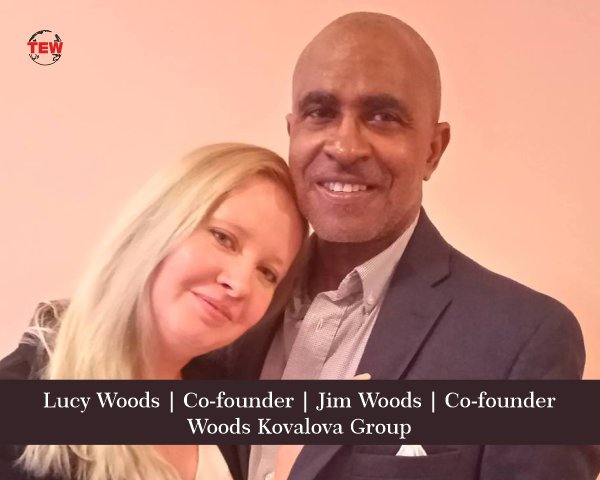 Woods Kovalova Group - Rise above everything that stops you
