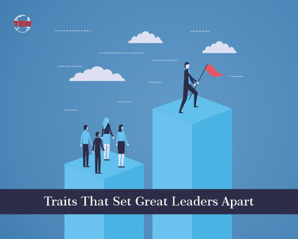 traits of a great leader
