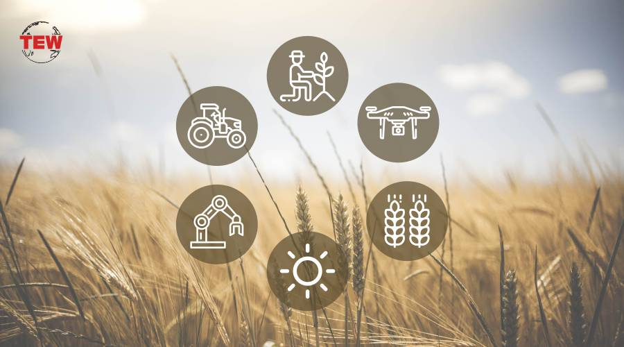 Top 5 Modern agriculture Technology that Made Farming Smarter
