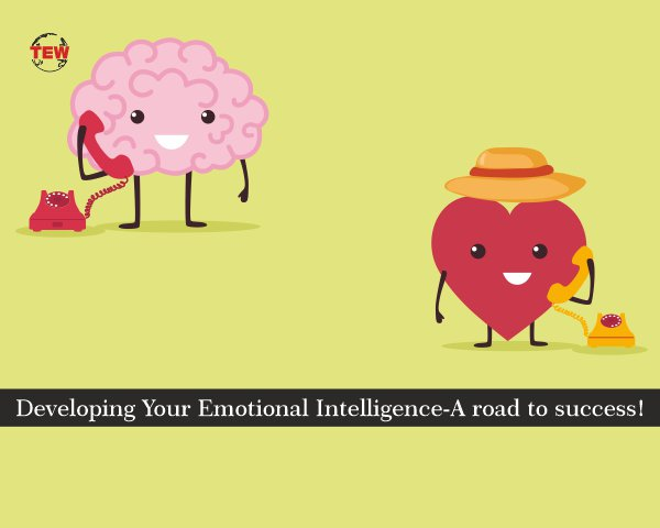 Brain and heart talking on telephone to reach other