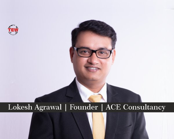 Mr Lokesh Agrawal Founder ace consultancy