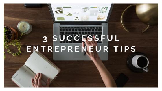 Successful Entrepreneur Tips   The Enterprise World
