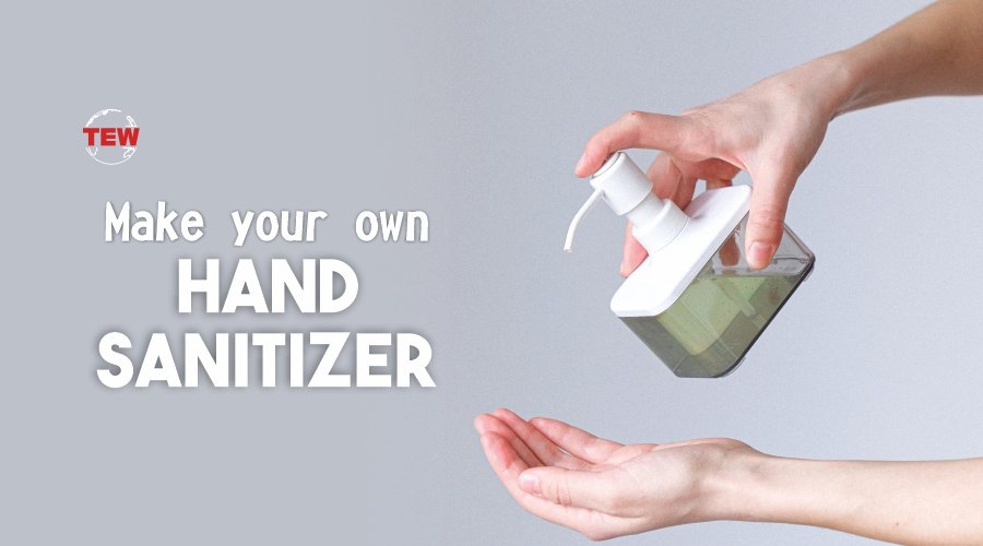 How To Make Your Own Hand Sanitizer Spray With Essential Oils