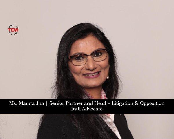 Ms. Mamta Jha Partner- Inttl Advocare