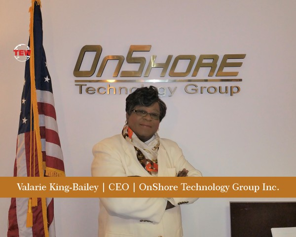 Valarie King-Bailey CEO OnShore Technology Group Inc