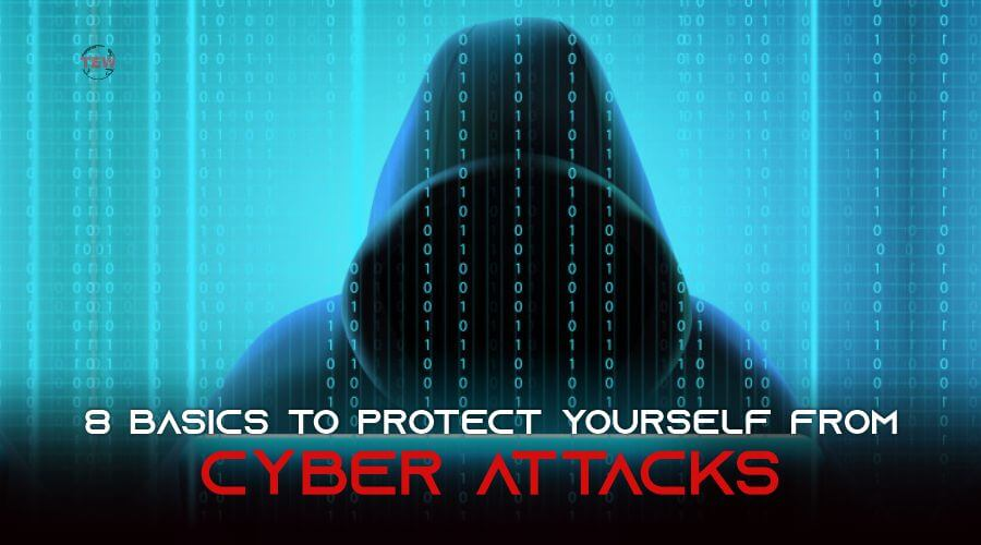 Image for how to protect yourself from cyber attacks