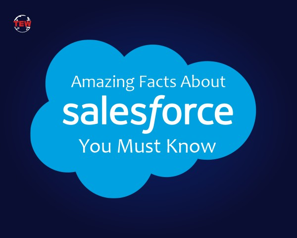 Amazing facts about Salesforce- The Enterprise World
