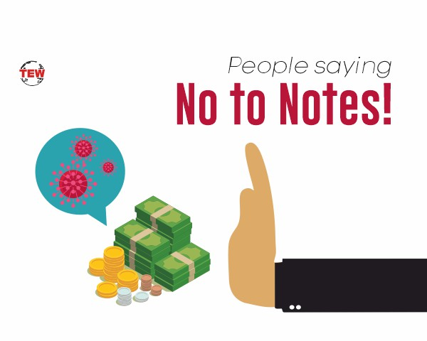 People are saying no to notes