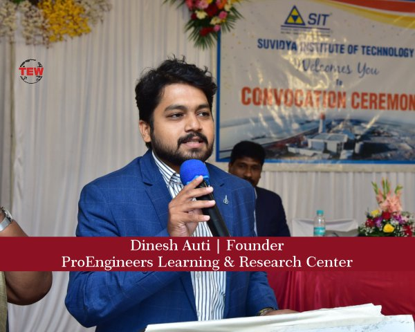 Dinesh Auti Founder- ProEngineers Learning & Research Center
