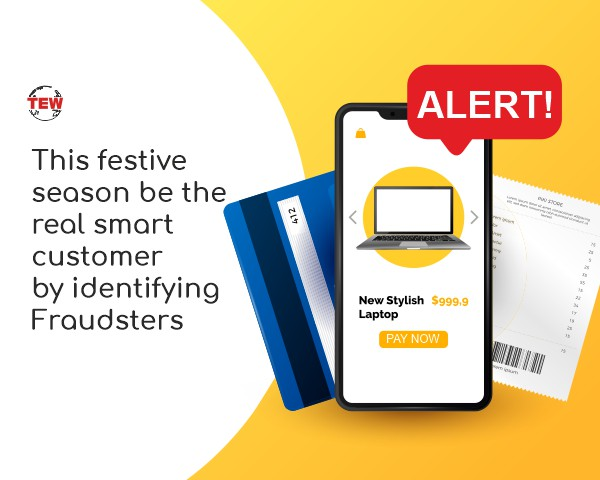 This festive season be the real smart customer by identifying online Fraudsters