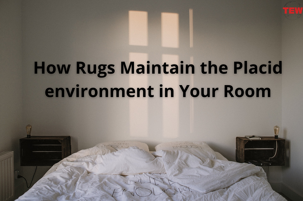How Rugs Maintain the Placid environment in Your Room