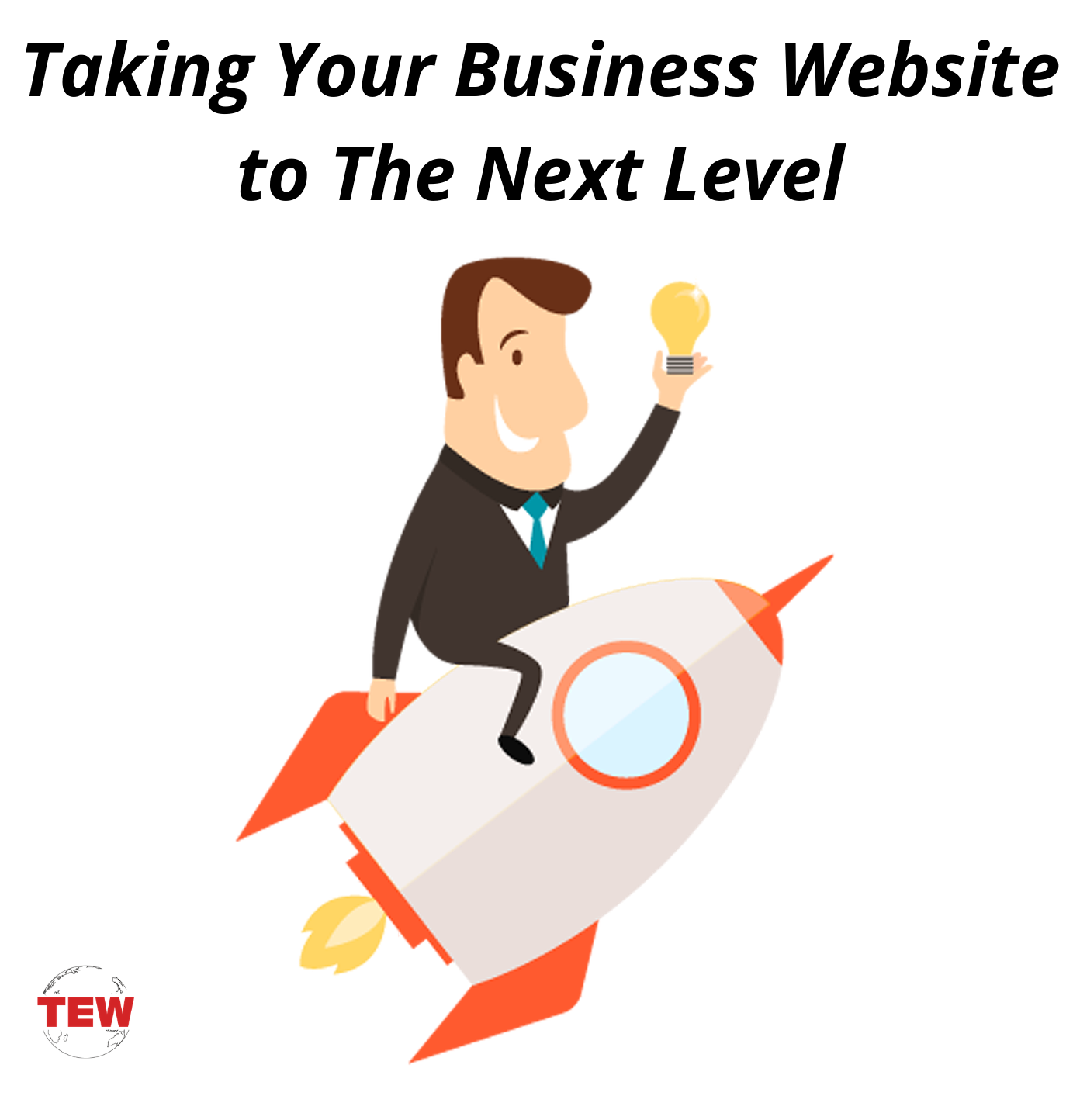 Taking Your Business Website to The Next Level