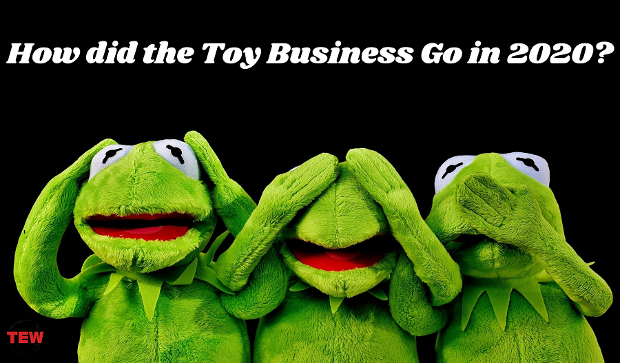 How did the Toy Business Go in 2020