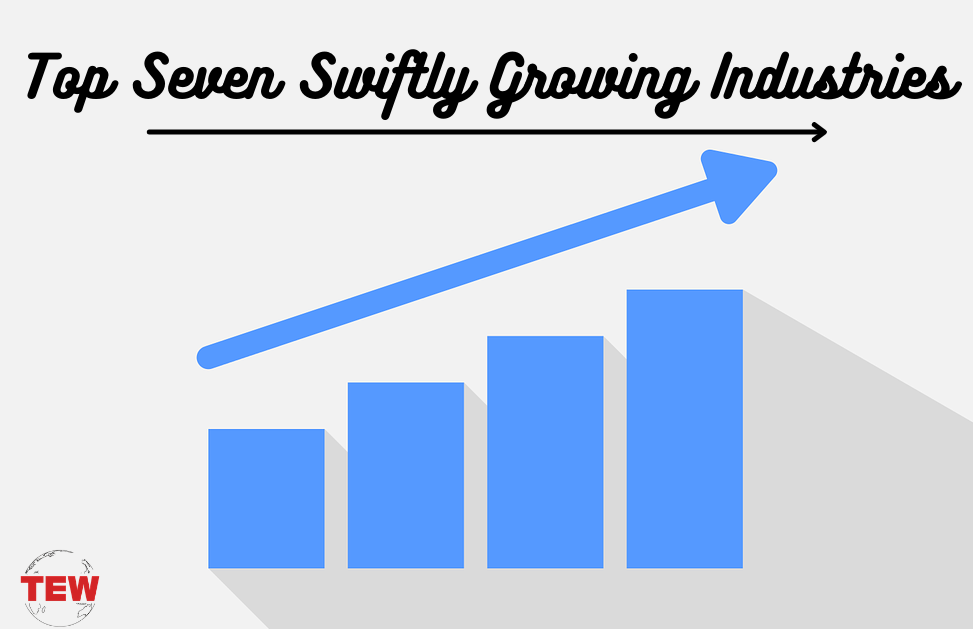 Top Seven Swiftly Growing Industries