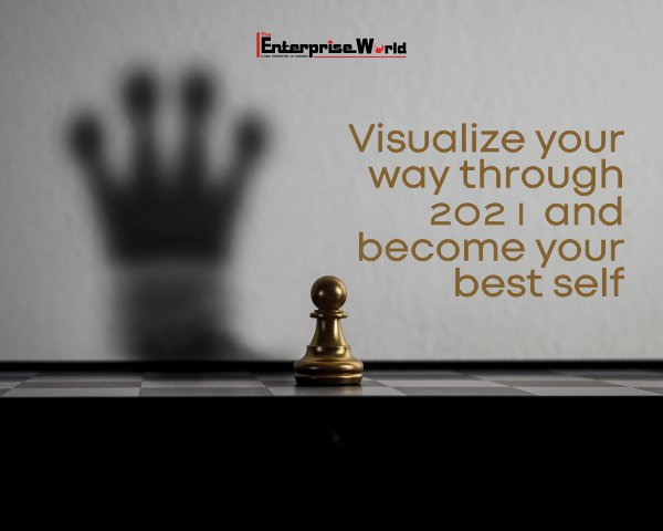 Visualize your way through 2021 and become your best self