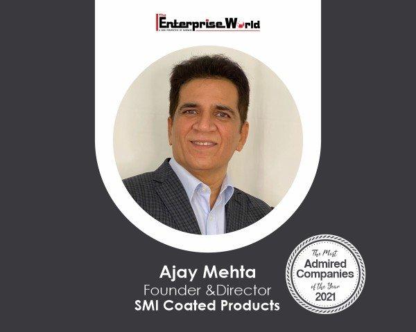 Ajay Mehta- SMI Coated Products