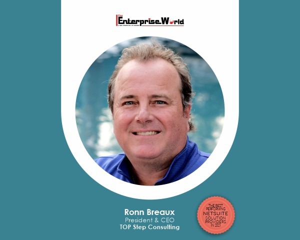 Ronn Breaux- Top Step Consulting