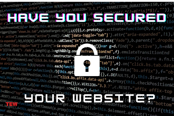 Secure your Website from Hackers in 13 Easy Steps