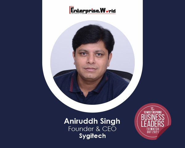 Read more about the article Aniruddh Singh – A Leader Revolutionizing Software and IT Field
