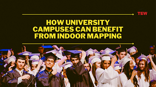 Read more about the article How University Campuses Can Benefit from Indoor Mapping!