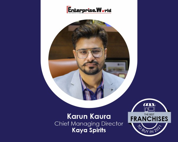 Karun Kaura- Kaya Spirits