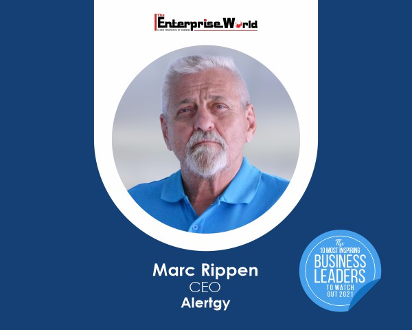 Read more about the article Marc Rippen –  Improving the Lives of Diabetics through Alertgy
