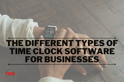 Read more about the article The Different Types Of Time Clock Software For Businesses