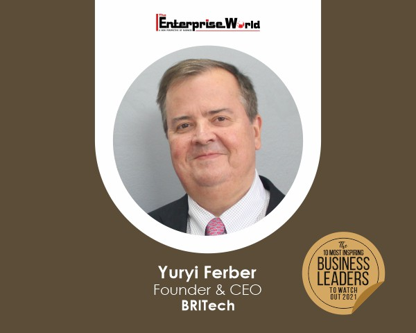 Read more about the article Yuryi Ferber- Making Investment Management Possible at Fingertips through BRITech