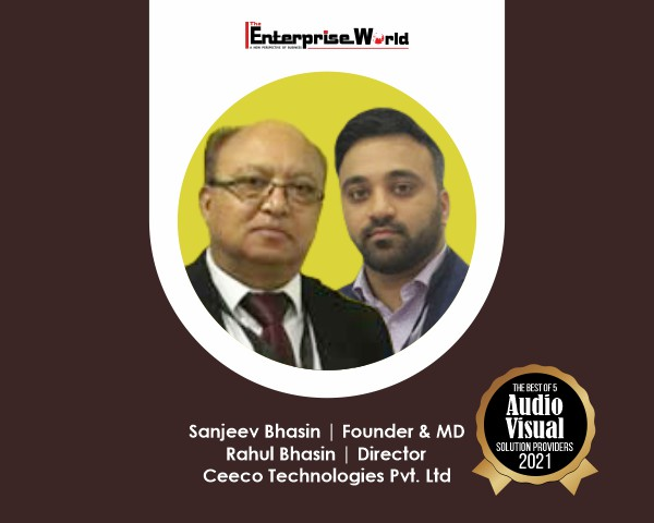 Read more about the article Mr. Sanjeev Bhasin, Ceeco Technologies' Founder and MD.