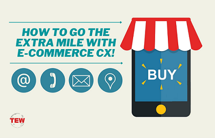 Read more about the article How To Go The Extra Mile With E-Commerce CX!