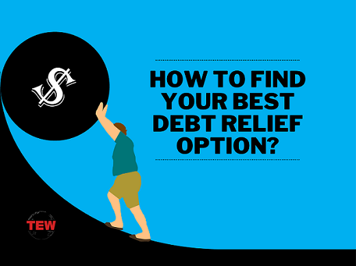 How to Find Your Best Debt Relief Option