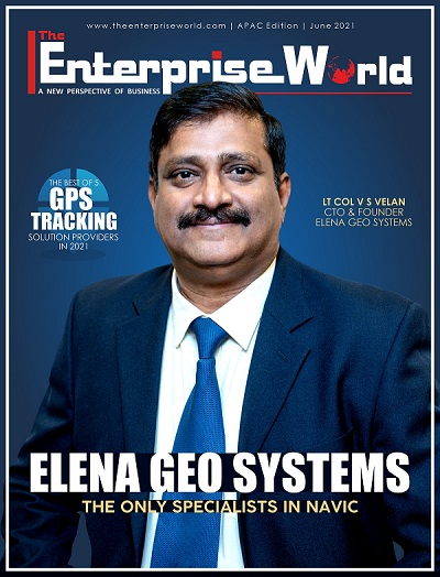 The Best of 5 GPS Tracking Solution Providers in 2021- Cover Page