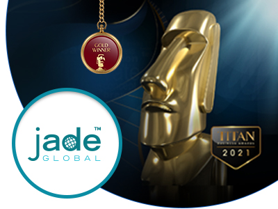 Read more about the article Jade Global Recognized for Pioneering the IT Business Worldwide with a TITAN Business Awards Dual Gold Win