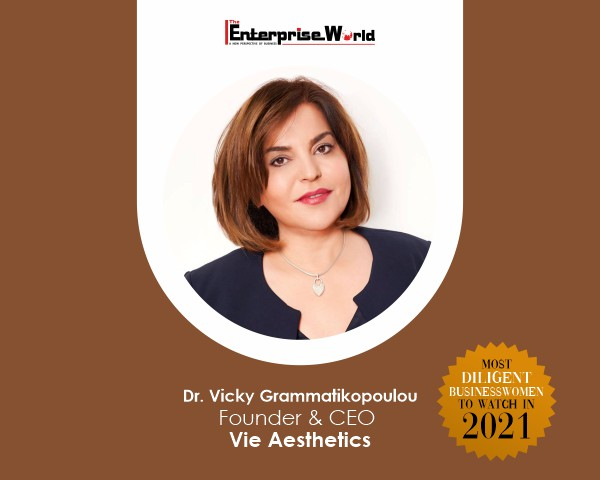 Read more about the article Vicky Grammatikopoulou- Enhancing Identity, Redefining Aesthetics!