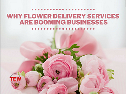 Read more about the article Why Flower Delivery Services are Booming Businesses?