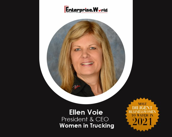 Read more about the article Women in Trucking – Voice of the Working Women!