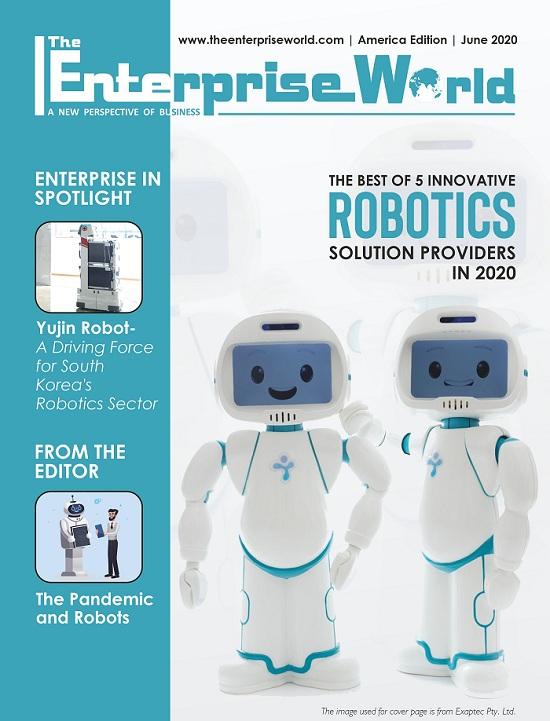 Cover Page- The Best of 5 Innovative Robotics Solution Providers in 2020-min
