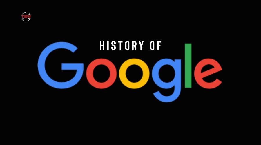 Read more about the article History of Google