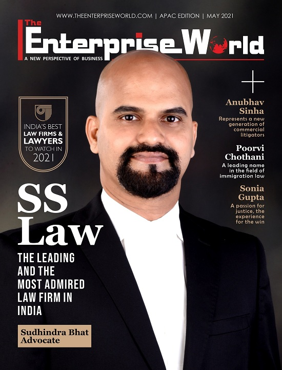 India's Best Law firms & Lawyers to watch in 2021- Cover Page- min