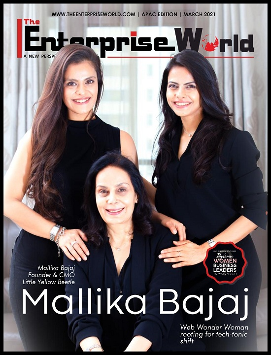 Inspiring Stories of Dynamic Women Business Leaders to Watch 2021- Cover Page- min