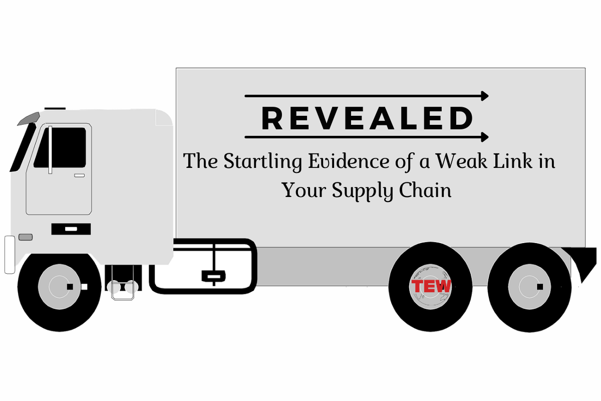 Read more about the article Revealed: The Startling Evidence of a Weak Link in Your Supply Chain